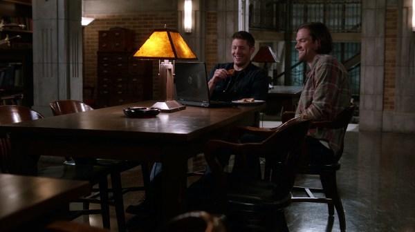 4 Supernatural Season Ten Episode Nine SPN S10E9 The Things We Left Behind Dean Winchester Jensen Ackles Sam Jared Padalecki