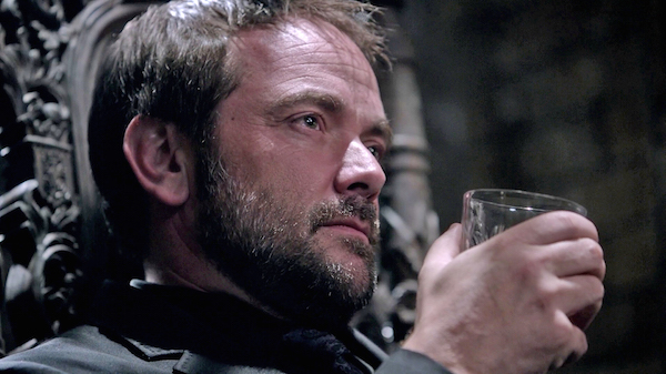 8 Supernatural Season Ten Episode Nine SPN S10E9 The Things We Left Behind Mark Sheppard Crowley