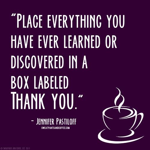 Jen Pastiloff thank you quote_