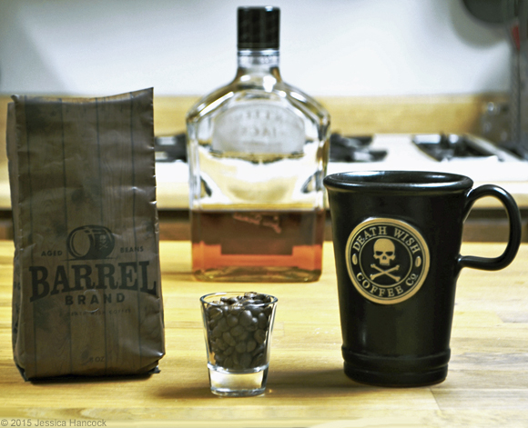 Barrel Brand Coffee by Death Wish