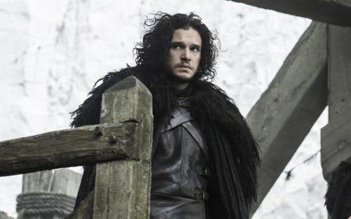 Game Of Thrones s5e1 Jon Snow