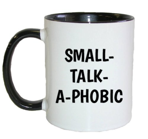 Small Talk A Phobic by BrassPepper