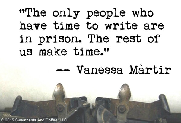 Vanessa Màrtir writing quote small
