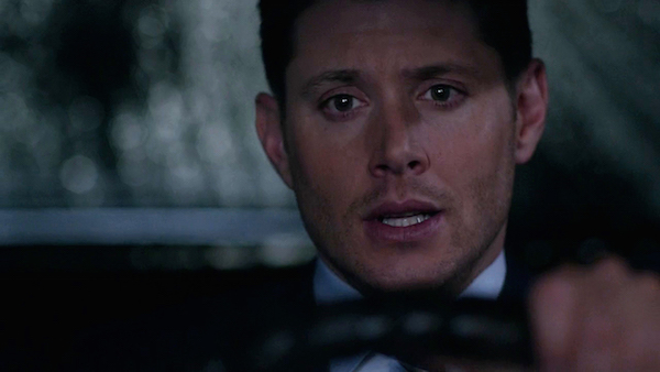 15 Supernatural Season Ten Episode Twenty One SPN S10E21 Dark Dynasty Dean Winchester Jensen Ackles