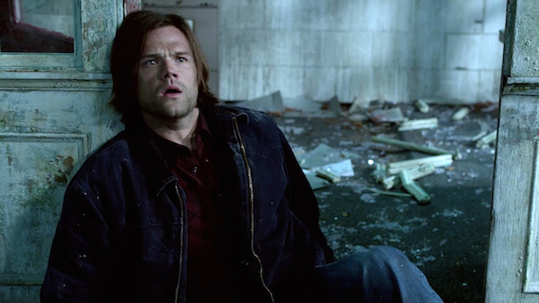 21 Supernatural Season Ten Episode Twenty Two SPN S10E22 The Prisoner Sam Winchester Jared Padalecki