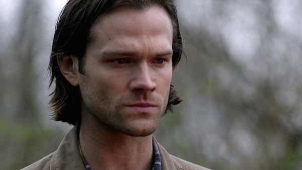 3 Supernatural Season Ten Episode Twenty Two SPN S10E22 The Prisoner Sam Winchester Jared Padalecki