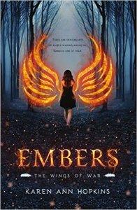 Embers by Karen Ann Hopkins