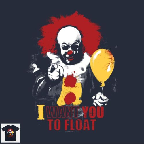 I want you to float