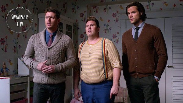 10 Supernatural SPN Season Eight Episode Eleven Just My Imagination