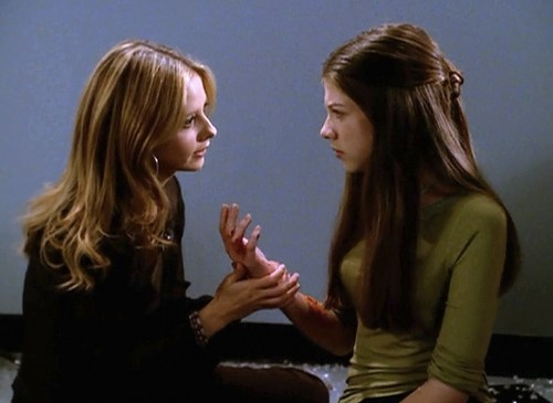 Buffy and Dawn_Blood Ties_s5e13