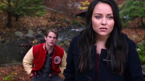 7 Supernatural Season Eleven Episode Twelve SPN S11E12 Forget About Me Alex Jones Katherine Ramdeen