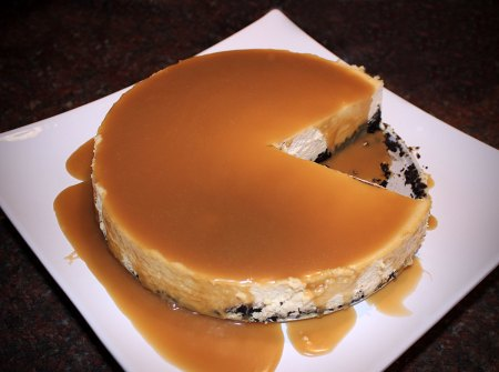 9-Dessert-Nerd-Bailey's-Bourbon-Cheesecake