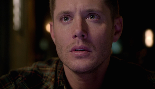 4 Supernatural Season Eleven Episode Twenty One SPN S11E21 All in the Family Dean Winchester Jensen Ackles