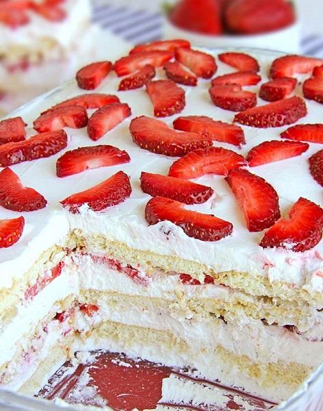 strawberry-icebox