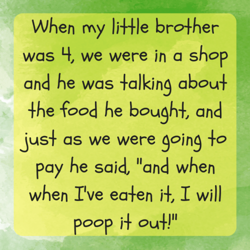 Things Kids Say (6)