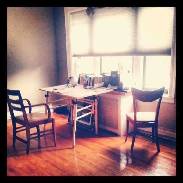 Westchester apartment.