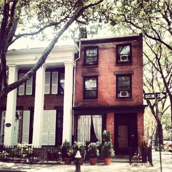 My former home in Brookyln