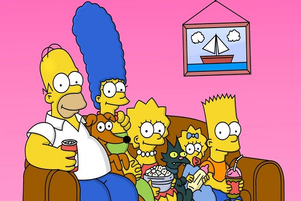 Pick a line from The Simpsons: