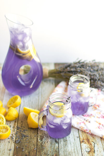 Photo 2 – Sparkling Lavender Lemonade
