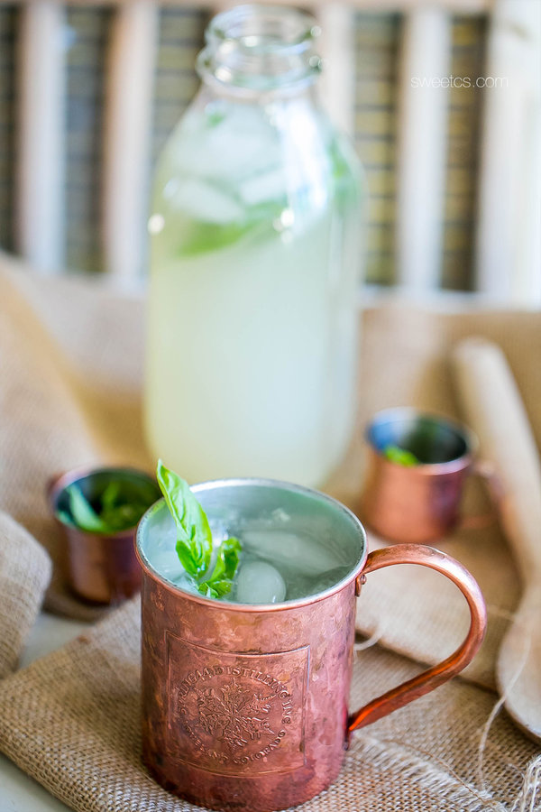 Photo 7 – basil-lemonade-moscow-mules