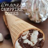 Photo 3 – s-mores-campfire-cones-