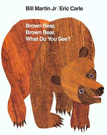 Brown Bear Brown Bear banned book