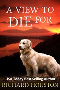 A View to Die For (Books to Die For Book 1) by Richard Houston
