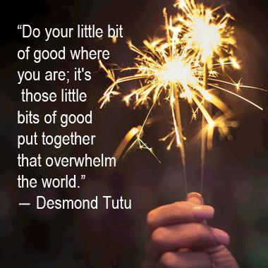 Desmond Tutu kindness quote