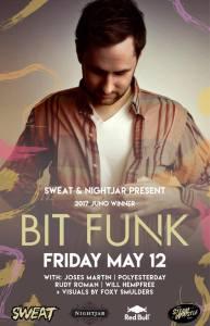 Edmonton EDM Party bit funk