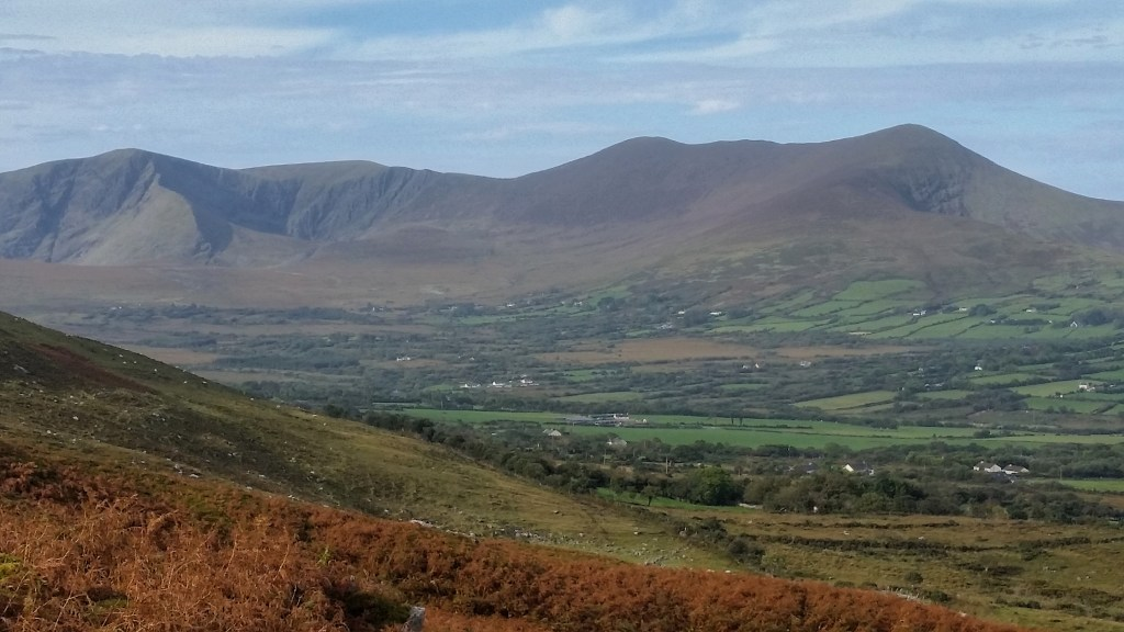 Not a bad view for a short day 3 on the Kerry Way. Photo: Sara Weaver, Oct. 2017.