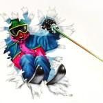 skithrough