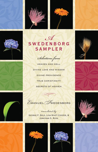 Cover image of A Swedenborg Sampler