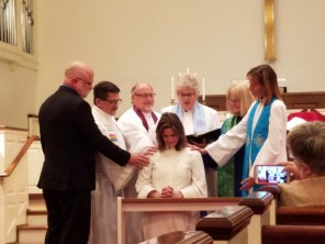 Ordination of Shada Sullivan