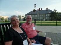 Pete and Gloria