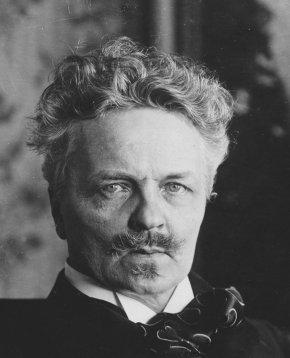 August Strindberg