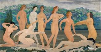 Arthur B. Davies, Rhythms (1920)