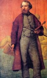 William Page, Self-Portrait (1860)
