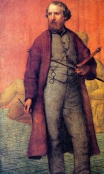 William Page, Self-Portrait (1860)