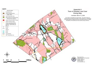 Land Use and Zoning Map