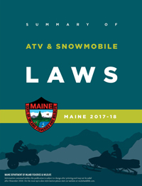 ATV & Snowmobile Law Book