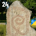 Advent calendar 2020: 24 - Runestone