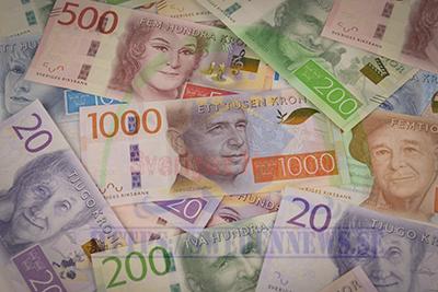 سعر صرف الكرون السويدي والعملات في السويد اليوم 11/11/2019