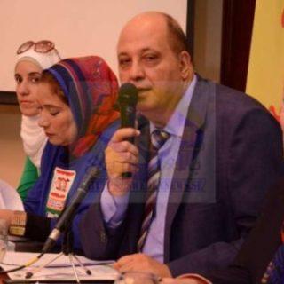 معتز صلاح الدين أفضل شخصية اعلاميه عربية تدعم المرأه