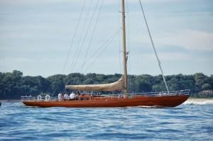 75er squaremetre boat Bacchant © Classicsailboats.org