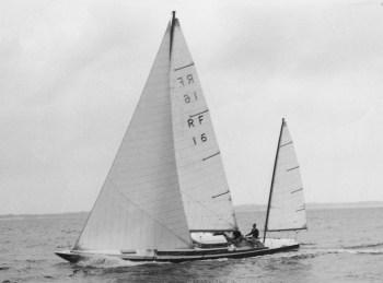 Swede 55 Vorläufer Siska © Rolly Tasker Archiv