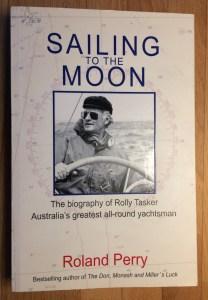 Biography of Mr Siska, famous australian yachtman Rolly Tasker