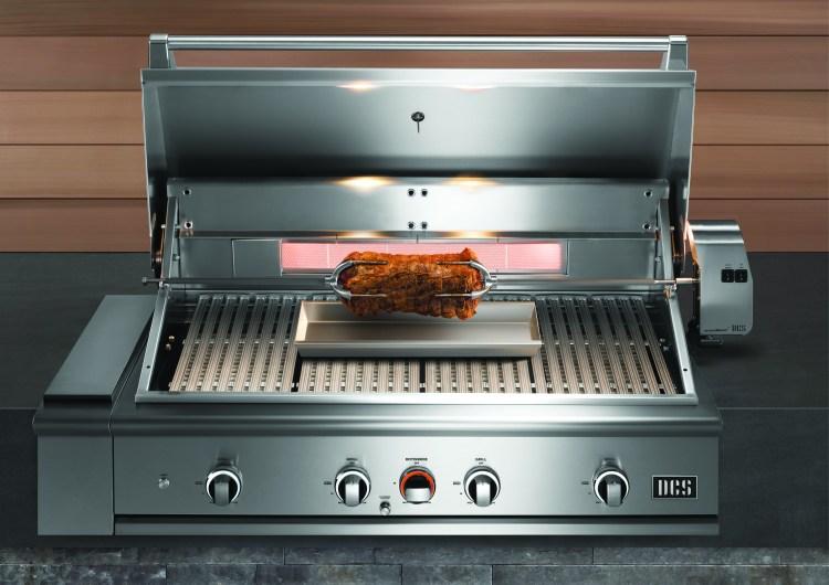 DCS outdoor grill repair