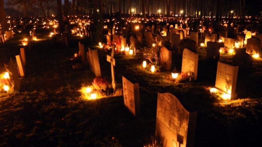 """All Saints Day: The Scandinavian Way of Celebrating """"Halloween"""" 