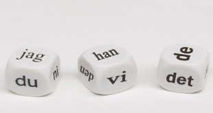 إختبار قواعد اللغة السويدية للمستوى  B في مدارس  Sfi