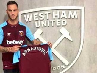 Arnautovic i West Ham